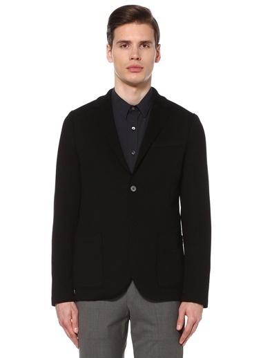Harris Wharf London Blazer Ceket Siyah
